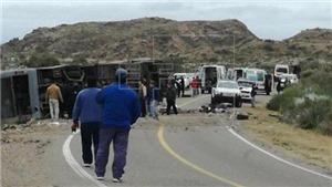 Argentina: Tai nạn xe buýt, hơn 40 người thương vong