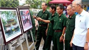 Triển lãm bản đồ và tư liệu 'Hoàng Sa, Trường Sa của Việt Nam - Những bằng chứng lịch sử'.