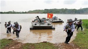 Hải quân đánh bộ - lực lượng tinh nhuệ của Hải quân nhân dân Việt Nam