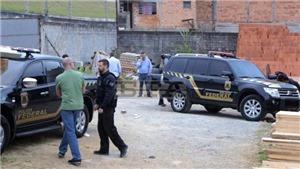 Truy lùng nhóm cướp gần 1 tấn vàng tại sân bay bang Sao Paulo