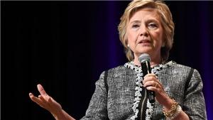 Mỹ: Cựu Ngoại trưởng Hillary Clinton kêu gọi Thượng viện thông qua dự luật an toàn súng đạn