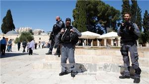 Israel thông báo phá tan âm mưu đánh bom ở Jerusalem