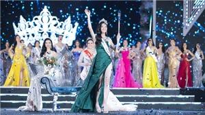 Trang chủ Miss World dành 'lời có cánh' gì cho Tân Hoa hậu Lương Thùy Linh?