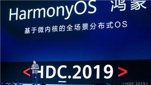 Huawei công bố hệ điều hành riêng hoàn toàn khác biệt với Android và iOS