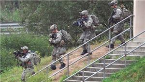 Hàn-Mỹ tuyên bố vẫn tiếp tục tiến hành tập trận