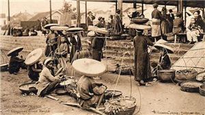 Bảo tồn văn hóa chợ Hà Nội (kỳ 1): Một 'thành phố chợ'