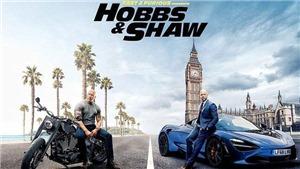 Câu chuyện điện ảnh: 'Fast & Furious' mất đà vẫn giữ 'ngôi vương'