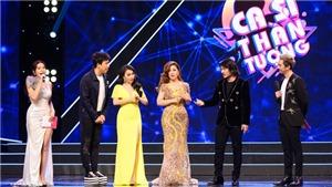 Cẩm Ly, Minh Tuyết 'đứng hình' trước màn trình diễn của đạo diễn Hoàng Nhật Nam