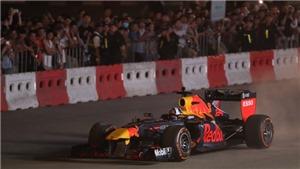 Đua xe F1 Hà Nội: Thổi bùng sức sống cuồng nhiệt của thành phố ngàn năm