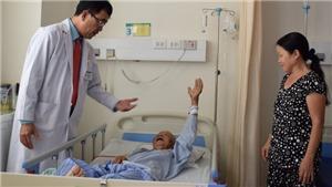 Nhiều kỹ thuật phục hồi chức năng được ứng dụng phục vụ người bệnh