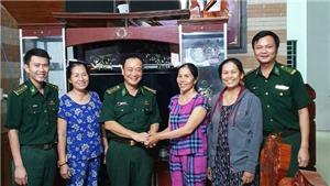 Ứng cứu thành công tàu cá cùng 15 ngư dân gặp nạn tại vùng tâm bão số 4