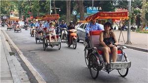 Dịp lễ Quốc khánh 2/9: Hà Nội dự kiến đón gần 300.000 lượt du khách