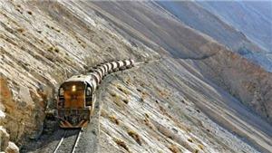 Chile công bố chương trình phát triển đường sắt lớn nhất trong lịch sử