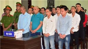 Băng nhóm đòi nợ thuê ở Tây Ninh lĩnh án
