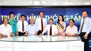 Khánh thành Trung tâm Truyền hình Thông tấn