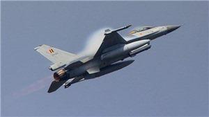 Máy bay quân sự Bỉ gặp nạn tại Pháp