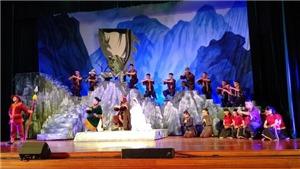 Liên hoan Chèo toàn quốc sẽ diễn ra tại Bắc Giang từ ngày 14-28/9