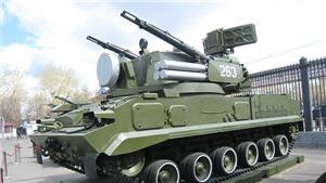 Nga tiếp tục cung cấp vũ khí cho CH Trung Phi