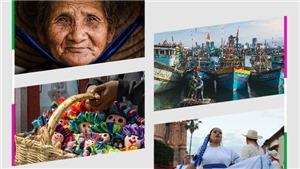 Triển lãm ảnh 'México - Việt Nam: Nơi hội tụ những ánh mắt'