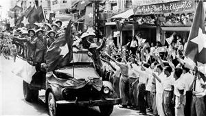 Kỷ niệm 65 năm Giải phóng Thủ đô (10/10/1954 - 2019): Ngày trở về của đoàn quân chiến thắng