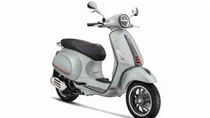 Vespa Primavera S phiên bản đặc biệt thêm 2 màu mới