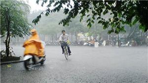 Dự báo thời tiết: Mưa dông ở Bắc Bộ và Thanh Hóa khả năng kéo dài đến hết ngày 5/10