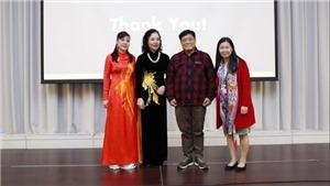 Hiệp hội Xúc tiến Phát triển Điện ảnh Việt Nam tìm cơ hội hợp tác tại LHP Busan