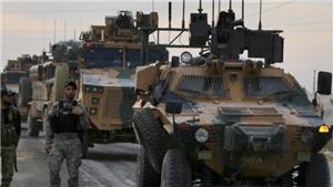 Thổ Nhĩ Kỳ tấn công người Kurd ở Syria: Căn cứ quân sự Mỹ trúng pháo