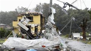 Nhật Bản: Nạn nhân đầu tiên của 'siêu bão' Hagibis