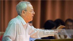 Nhà sử học Cuba được vinh danh tại Viện Hàn lâm Khoa học và Nghệ thuật Mỹ