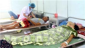 Bé gái 7 tuổi tử vong do sốt xuất huyết