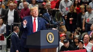 Tổng thống Donland Trump kiên quyết rút Mỹ khỏi Hiệp định Paris về biến đổi khí hậu