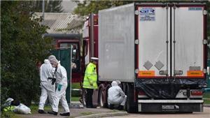 Vụ 39 thi thể trong xe tải ở Anh: Siết chặt quản lý để ngăn ngừa xuất cảnh trái phép ra nước ngoài