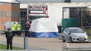 Vụ 39 thi thể trong xe tải ở Anh: Đối tượng bị bắt giữ tại Ireland là đầu mối điều tra quan trọng