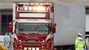 Vụ 39 thi thể trong xe tải ở Anh: Việc xác định danh tính các nạn nhân cần nhiều thời gian