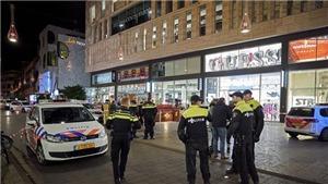 Hà Lan: Cảnh sát truy tìm nghi phạm vụ tấn công bằng dao