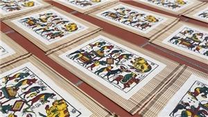 Bảo tồn, phát huy giá trị nghệ thuật Tranh dân gian Đông Hồ trong đời sống đương đại