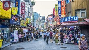 Kinh nghiệm khám phá khu chợ Namdaemun Seoul khi du lịch Hàn Quốc