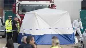 Vụ 39 thi thể trong xe tải tại Anh: Nghệ An thông tin về 3 người vẫn đang sống