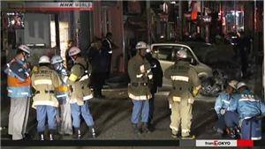 Nhiều người nhập viện sau vụ xe đâm vào nhóm trẻ mẫu giáo tại Tokyo