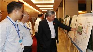 Kỳ họp thứ 8, Quốc hội khóa XIV: Cảng hàng không quốc tế Long Thành có hiệu quả kinh tế cao