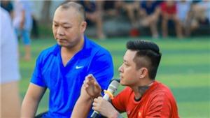 Ca sĩ Tuấn Hưng kêu gọi ủng hộ vợ chồng VĐV khuyết tật Hồng Thức - Hồng Kiên