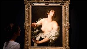 Kỷ lục đấu giá tác phẩm của nữ họa sĩ lừng danh Artemisia Gentileschi