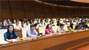 Quốc hội thông qua Nghị quyết về phân bổ ngân sách Trung ương năm 2020