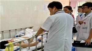 VIDEO: Nữ điều dưỡng mang thai 4 tháng bị bệnh nhân 'ngáo đá' tấn công