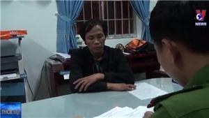 VIDEO: Bắt tạm giam đối tượng hiếp dâm và cướp tài sản bé gái bán vé số