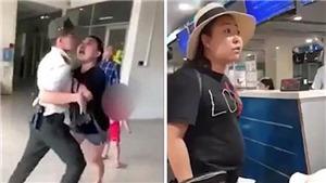 Vụ gây rối tại sân bay Tân Sơn Nhất: Quyết định xuất ngũ đối với Trung uý Lê Thị Hiền