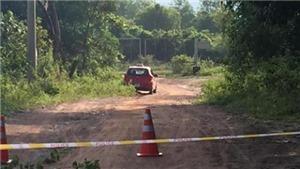 Truy bắt kẻ khống chế, ép nữ tài xế xe taxi lên núi để đòi tiền chuộc