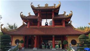 Độc đáo pho tượng phật chùa Khai Nguyên