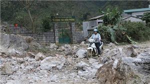 Liên tiếp xảy ra động đất ở Cao Bằng